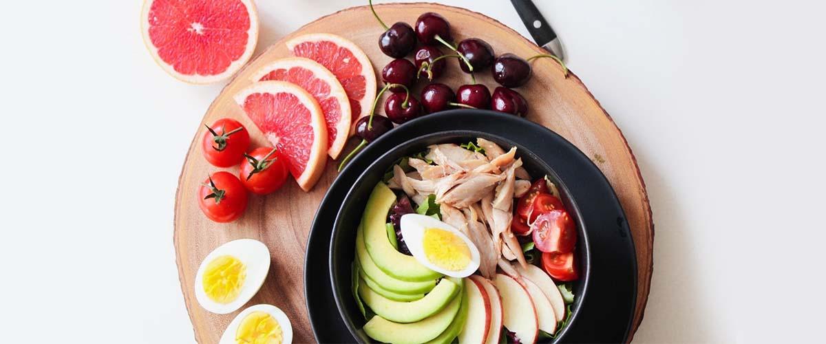 comida healthy